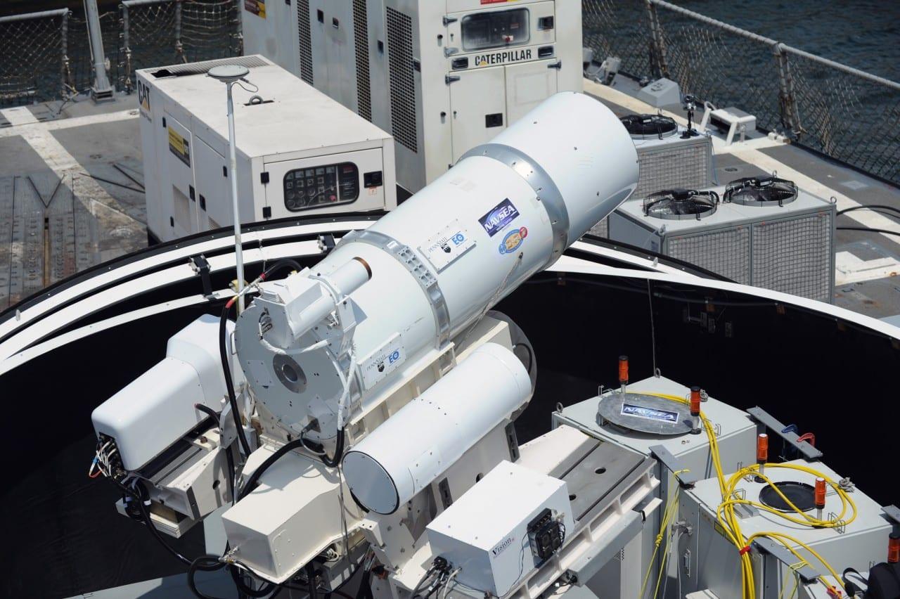 Ναι, δεν είναι πια 'διαστημική τεχνολογία' – η ώρα του Laser Cannon…