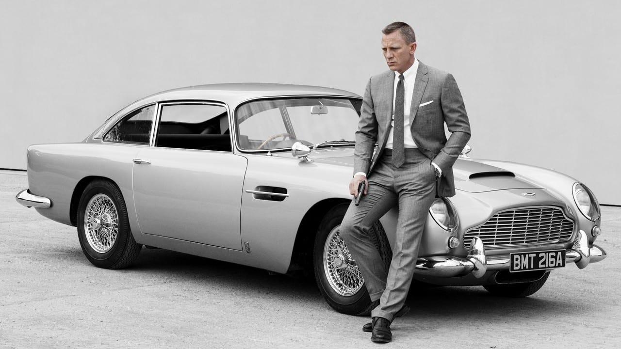 Retrospective of Aston Martin Bond Cars