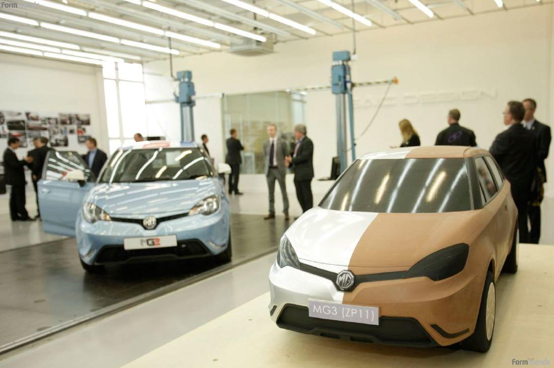 Σχεδιάζοντας το μέλλον των Αυτοκινήτων…