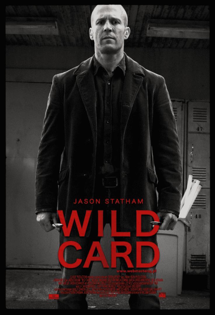 Wild Card Official Trailer #1