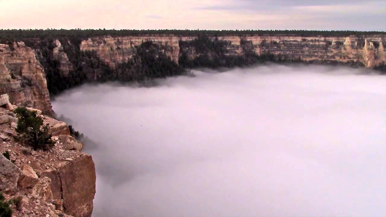 Grand Canyon Cloud Inversion – αν είναι να είσαι στα σύννεφα…