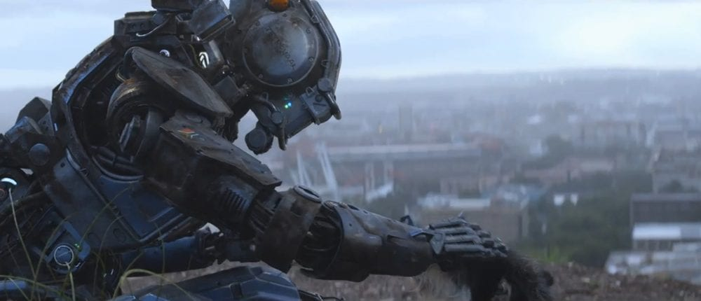 Chappie – Official Trailer #2