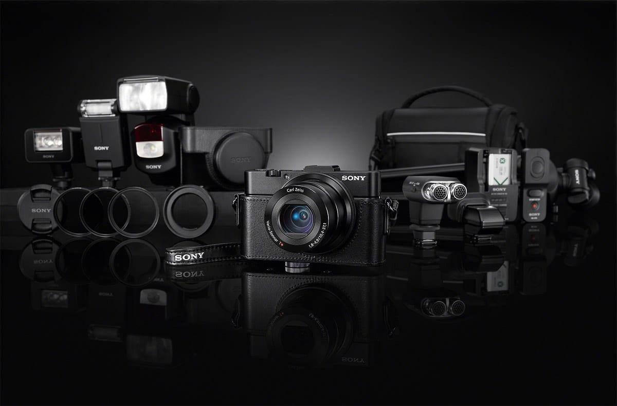 Sony Cyber Shot RX100 και RX100 II – με νέο Firmware…
