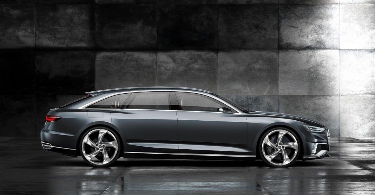 Geneva Motor Show – Audi Avant Prologue