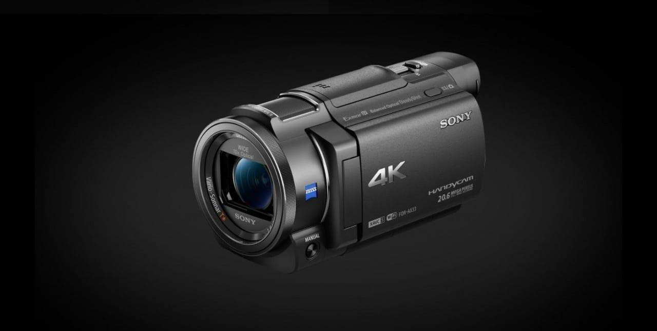FDR-AXP35 – Δείτε τη σύγκριση 4Κ με HD…