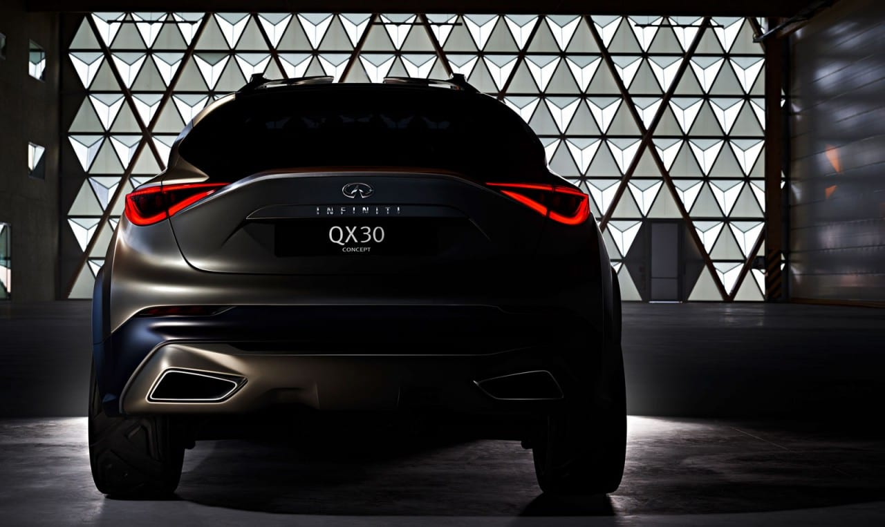 QX30 Concept