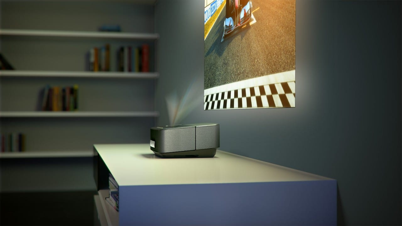Screeneo HDP1590 LED Projector