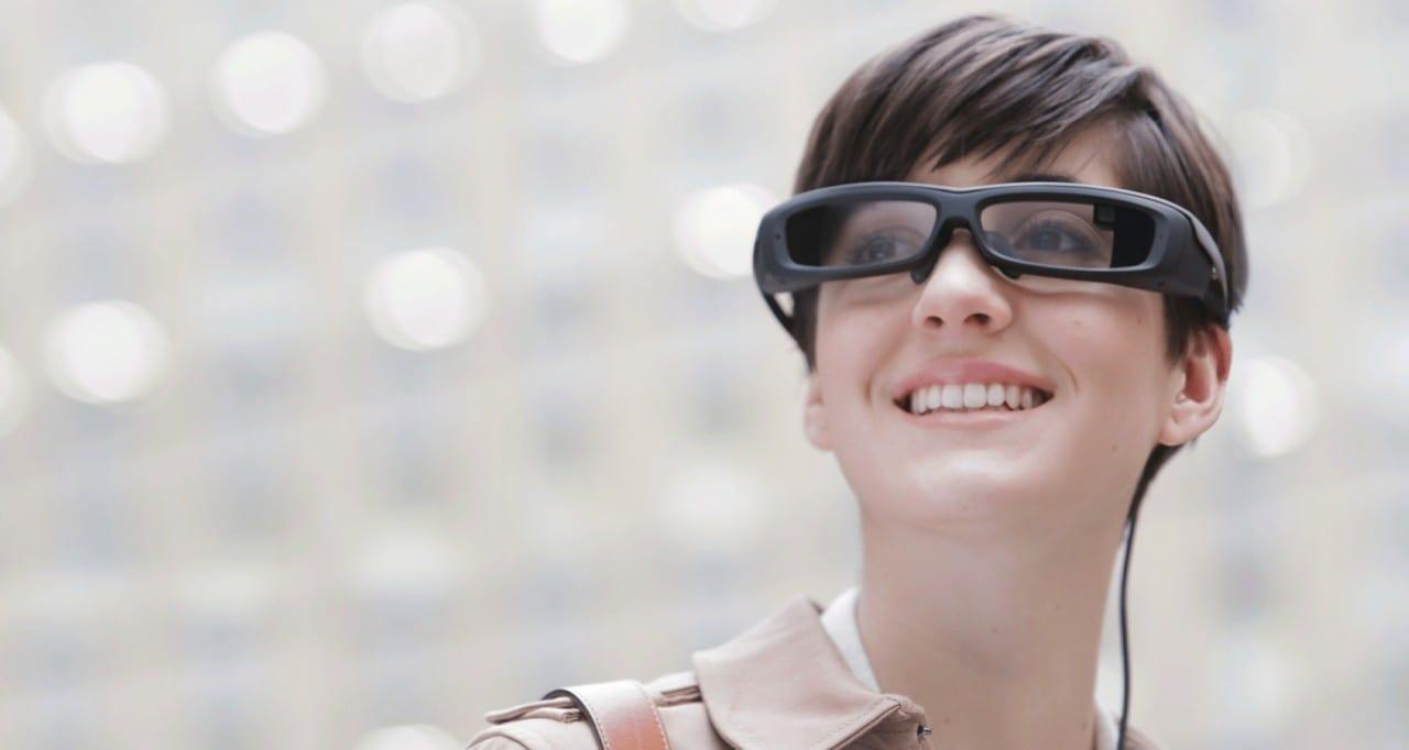 Sony SED-E1 SmartEyeglass –  τα Sonyικά Augmented Reality Glasses…