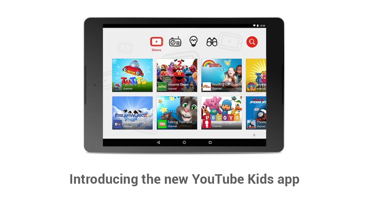 YouTubeKids – στο διαδίκτυο μέσα σε πλαίσια…