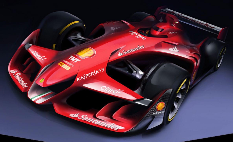 Formula 1 by Ferrari