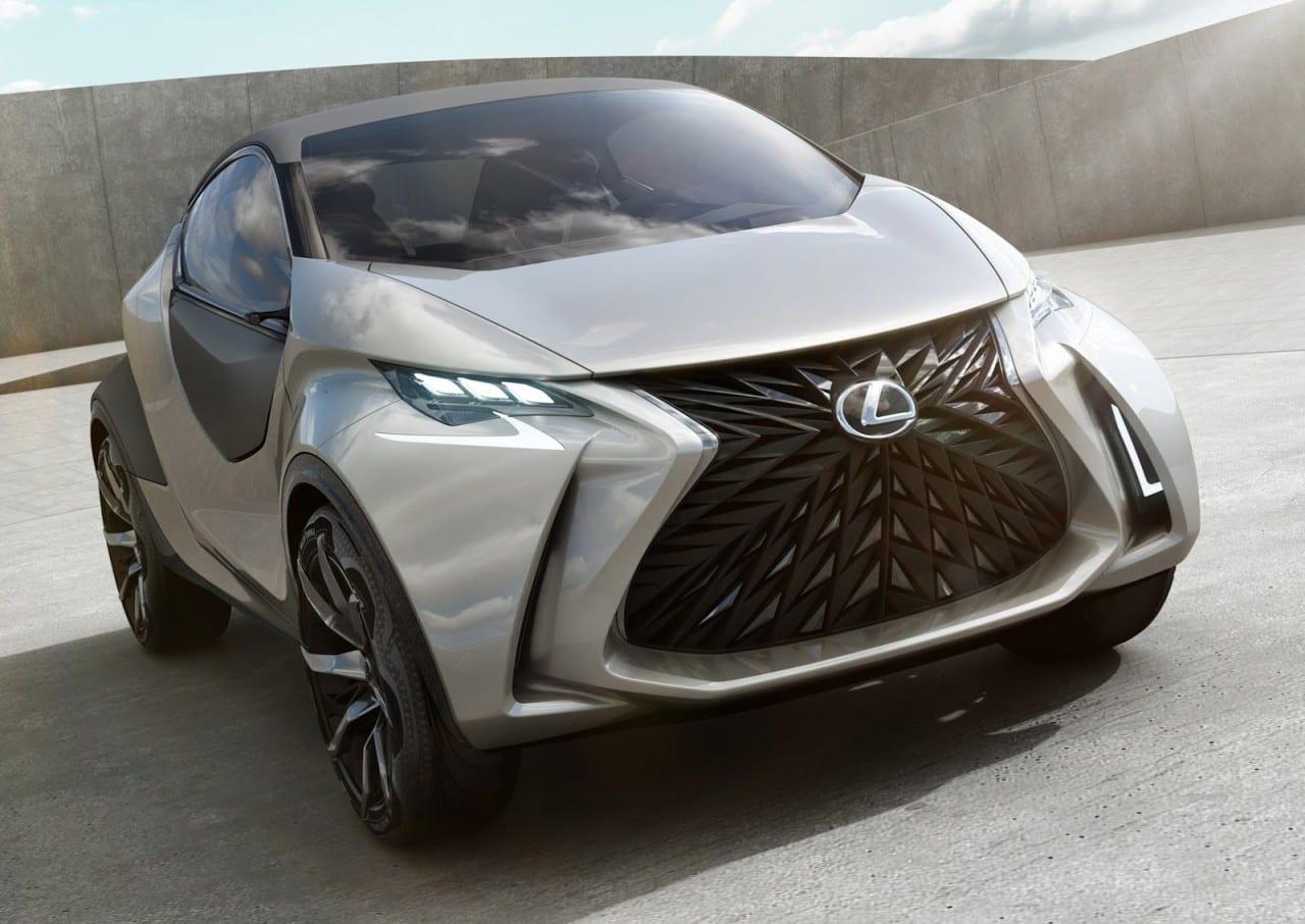 Geneva Motor Show – Lexus LF-SA Concept