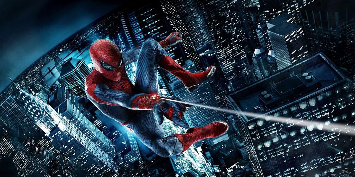 Ο Spider-Man συναντά τους ήρωες της  Marvel…