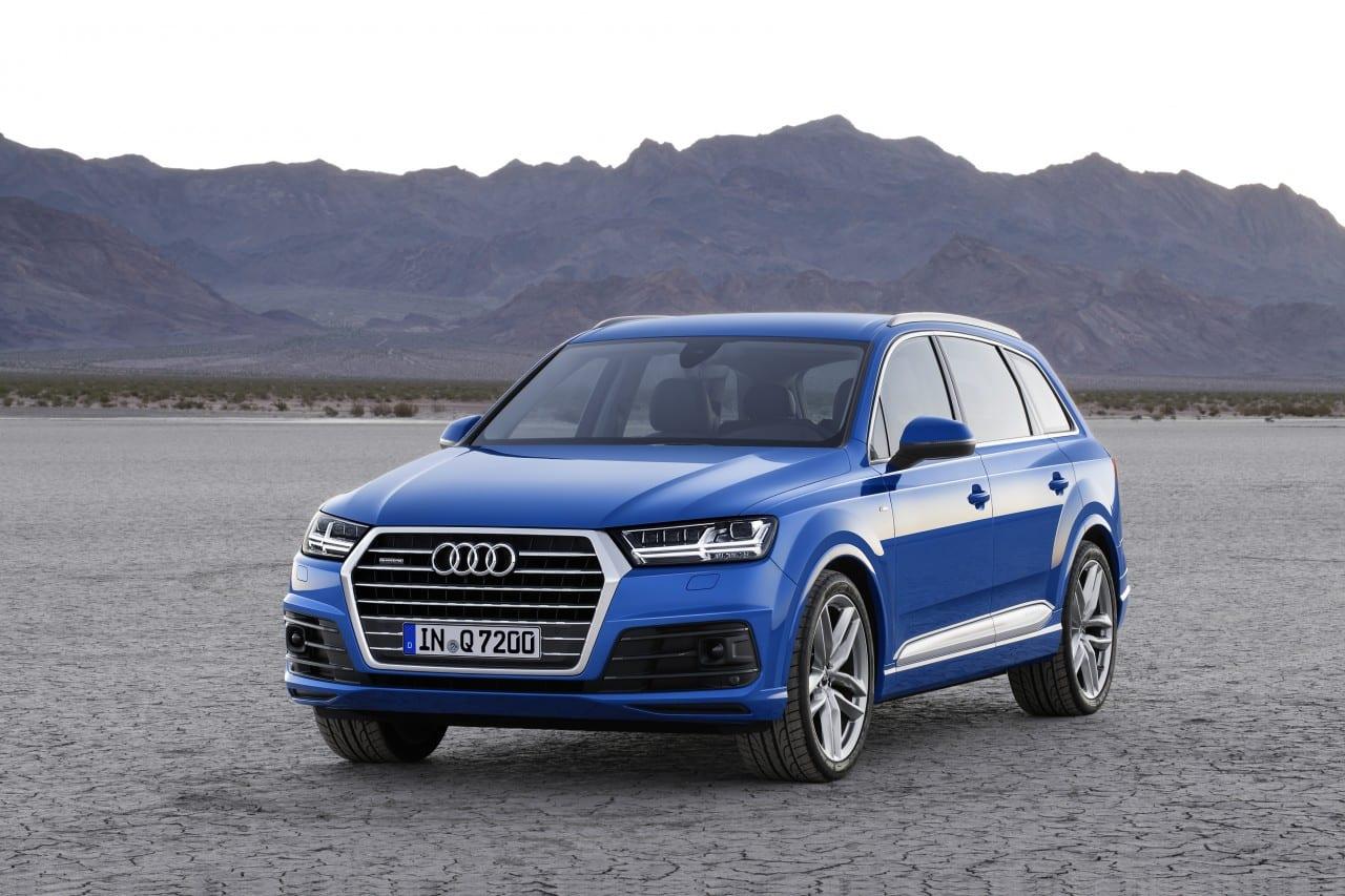 Geneva Motor Show – Audi Q7 e tron 3 0 TDI quattro