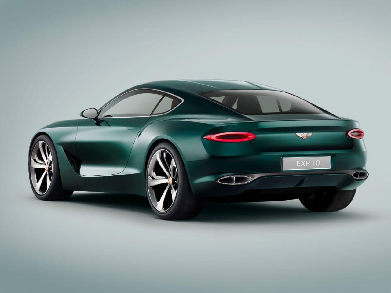 Bentley EXP 10 Speed 6 3