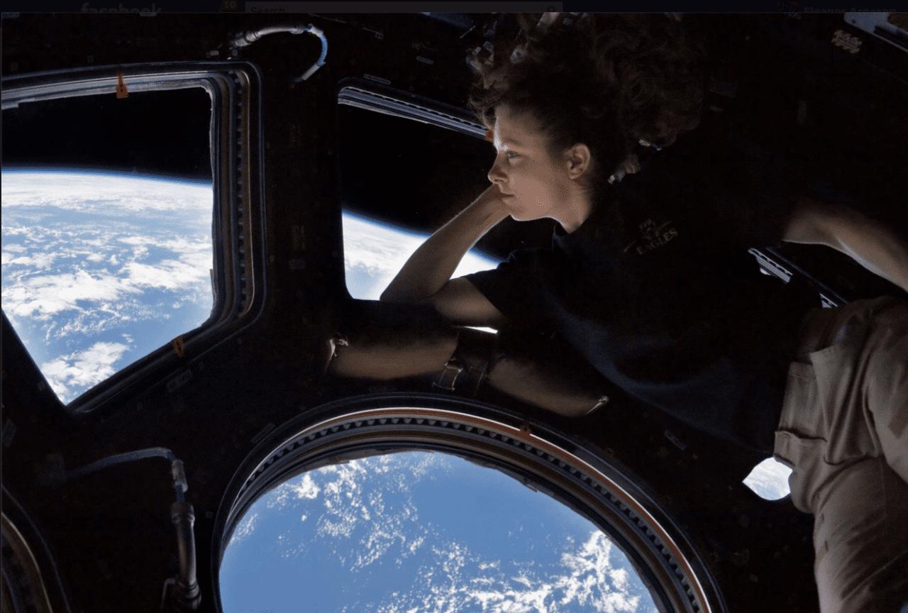 Μέσα στον ISS – βόλτα με ταχύτητα 18,000 μίλια/ώρα…