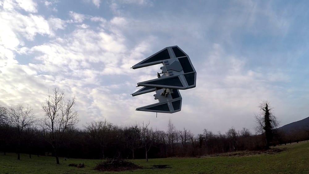Olivier_C TIE Interceptor Drone