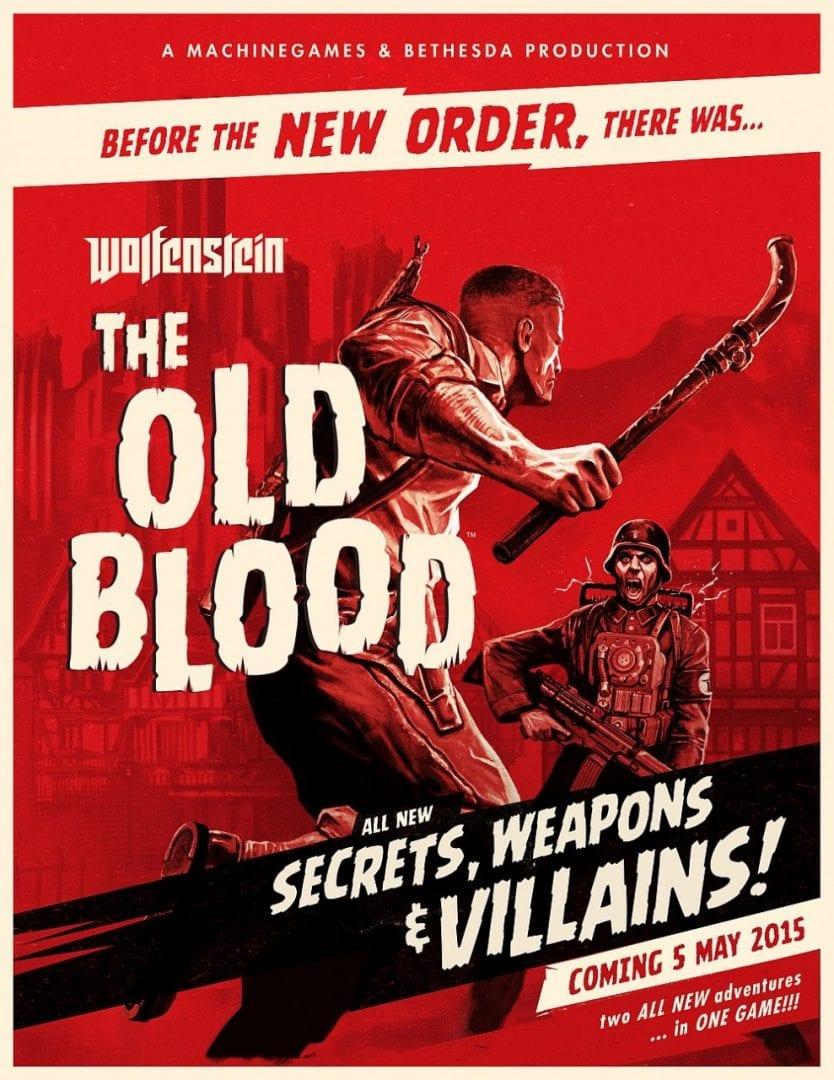 Wolfenstein: The Old Blood — Official Gameplay Trailer #1