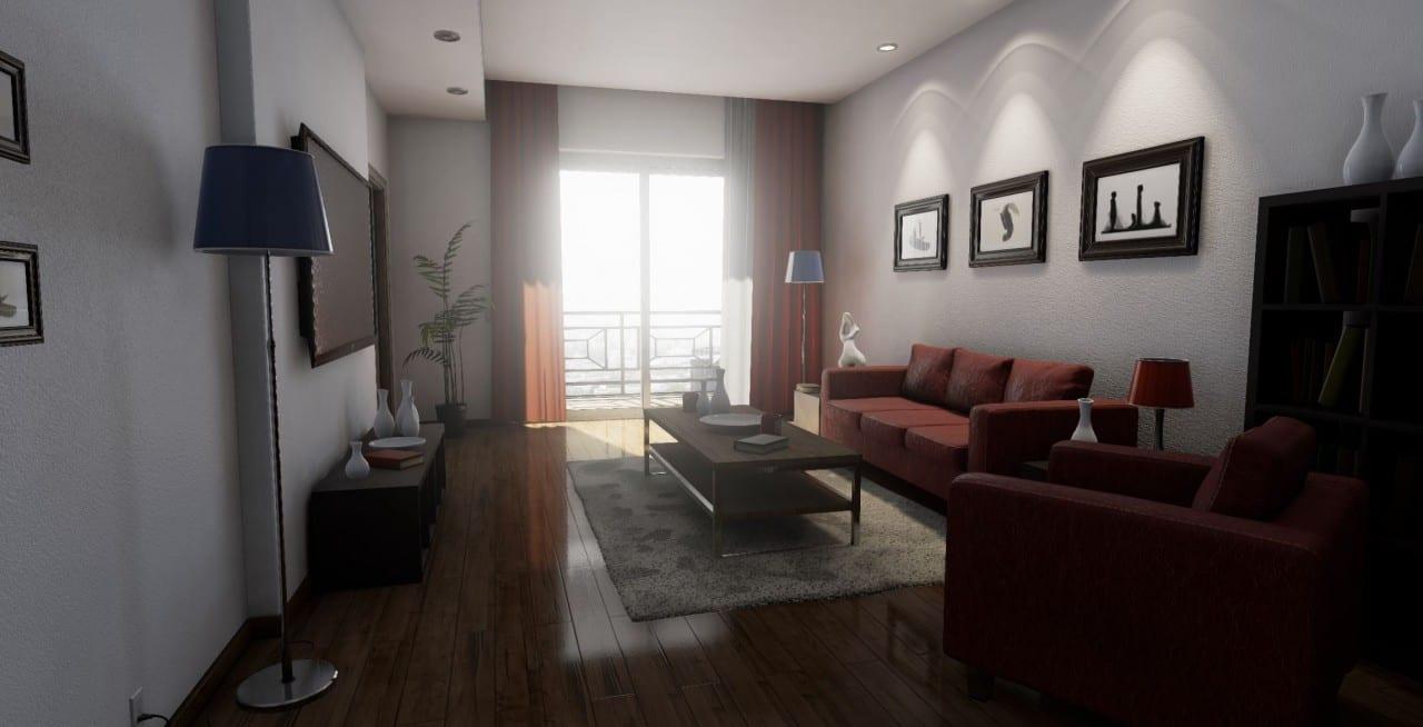 Unreal engine sizzle reel gdc 2015 demo trailer for Unreal engine 4 architecture