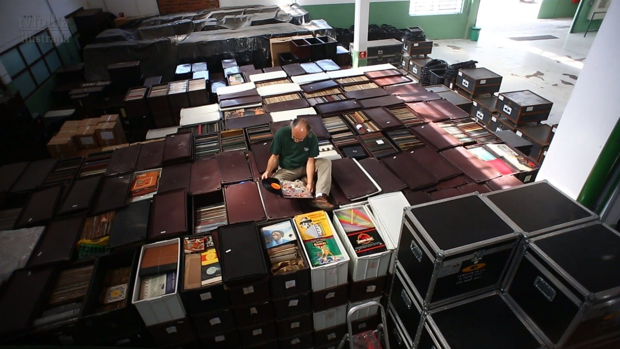 Συλλογή από 5 εκατομμύρια βινύλια…