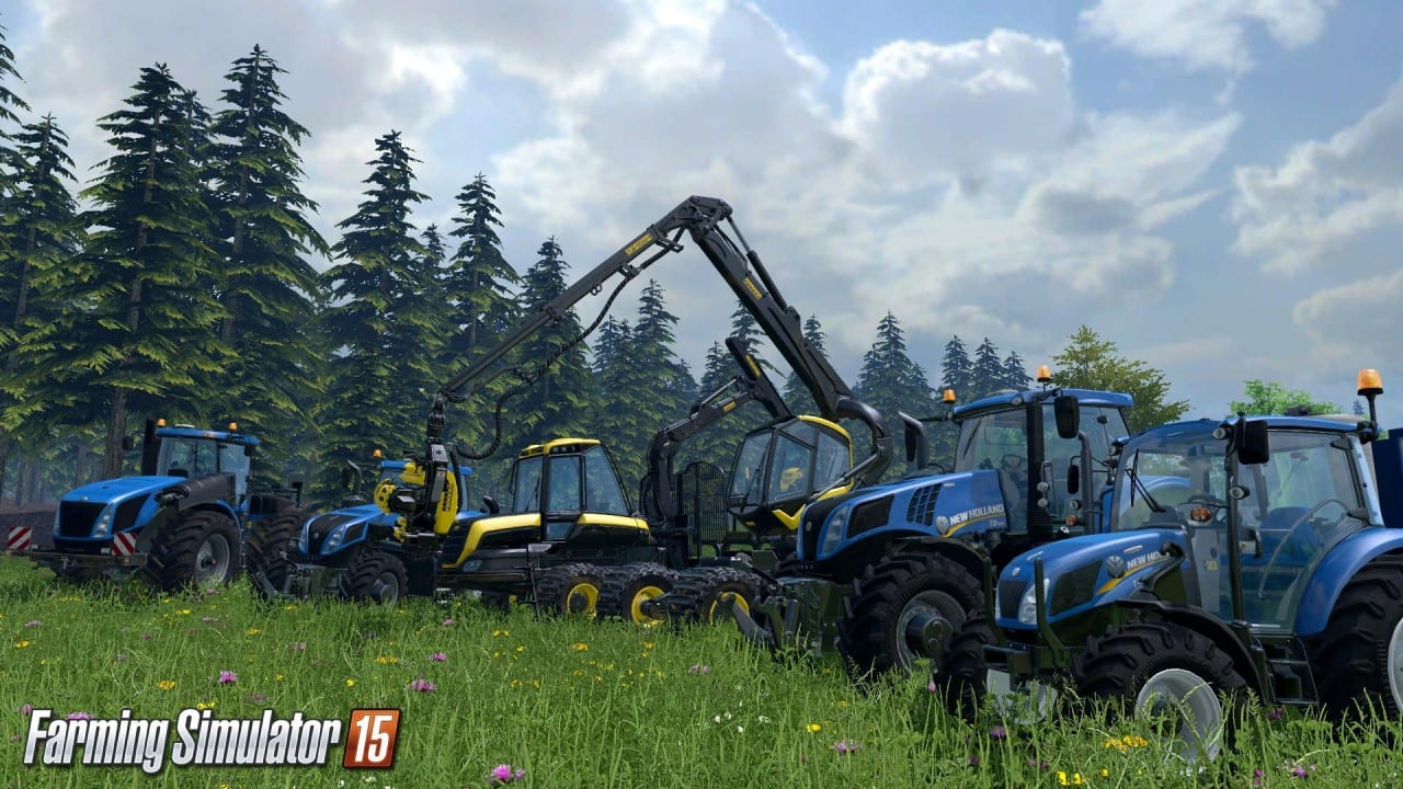 Farming Simulator 15 – Teaser Trailer