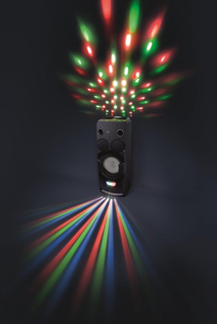 Power Up – νέα συστήματα ήχου υψηλής ισχύος της Sony