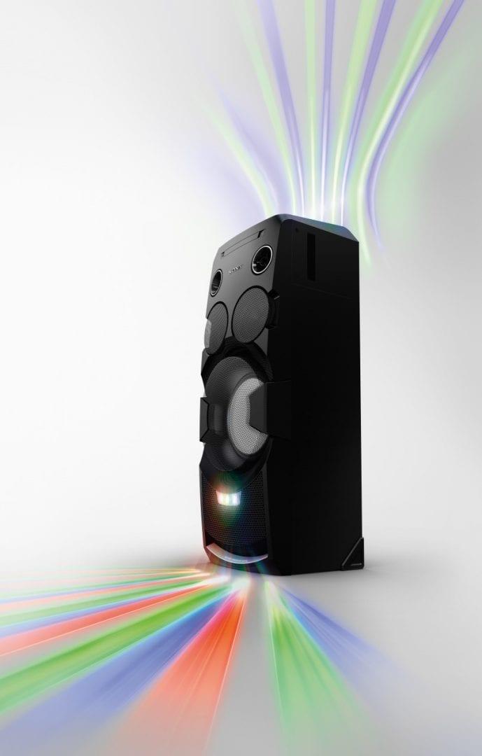 MHC-V7D_partylight