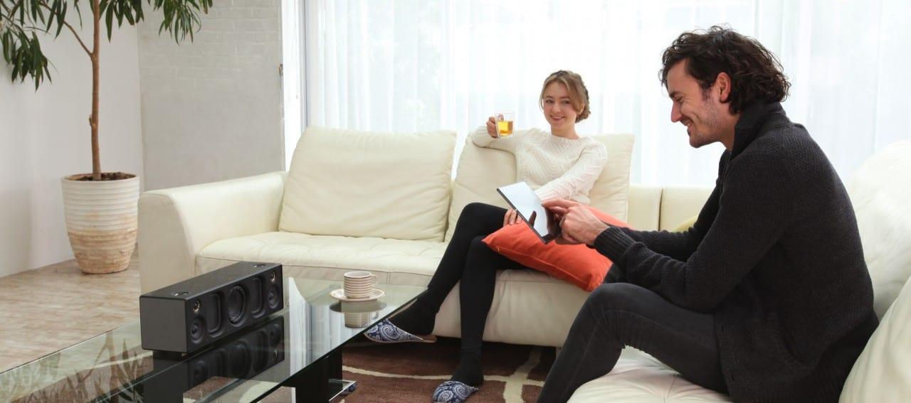 Η Sony προσφέρει επανάσταση – και σπίτι με ασύρματο ήχο, σε οποιοδήποτε δωμάτιο…