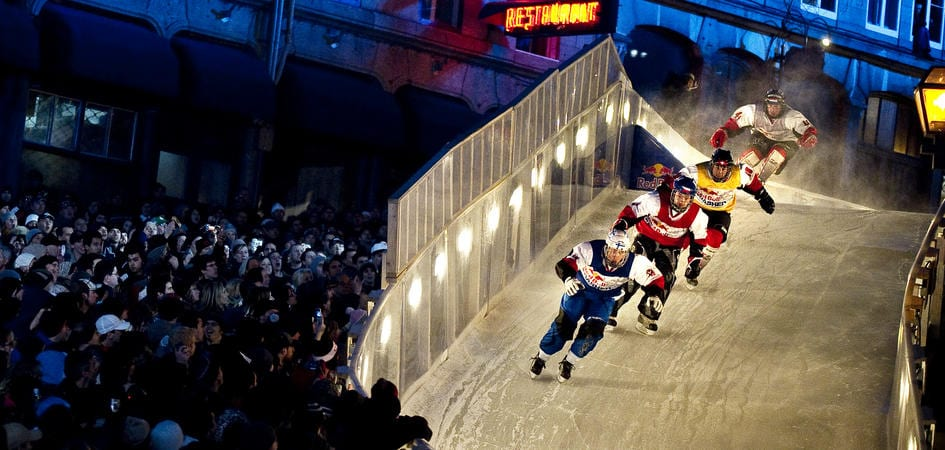 Red Bull Crashed Ice 2015  – by Sony Action Cam