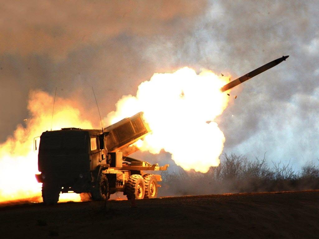 M142 HIMARS Rocket