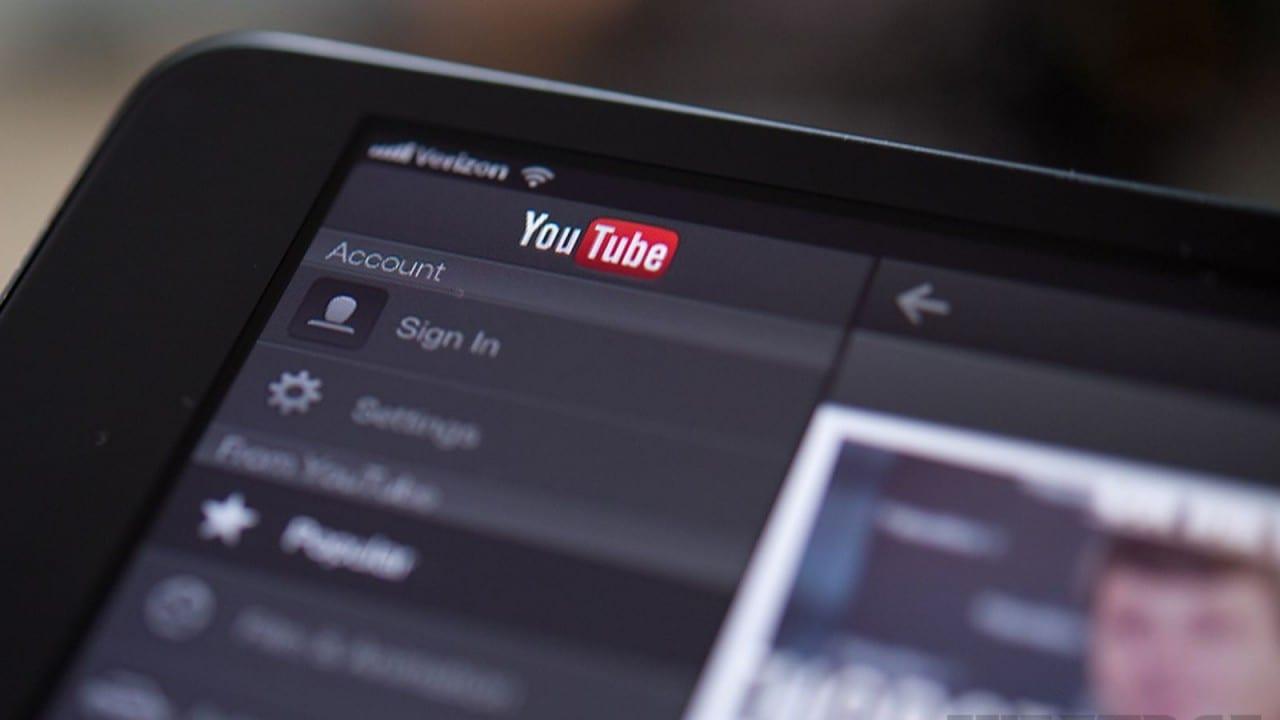 Τέλος η YouTube app σε πολλές τηλεοράσεις…