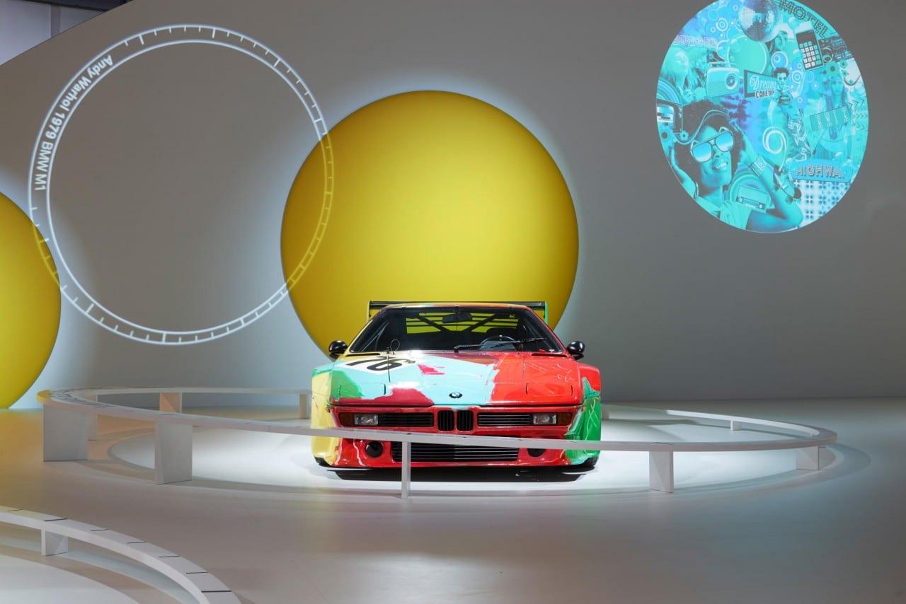 40 Years BMW Art Cars
