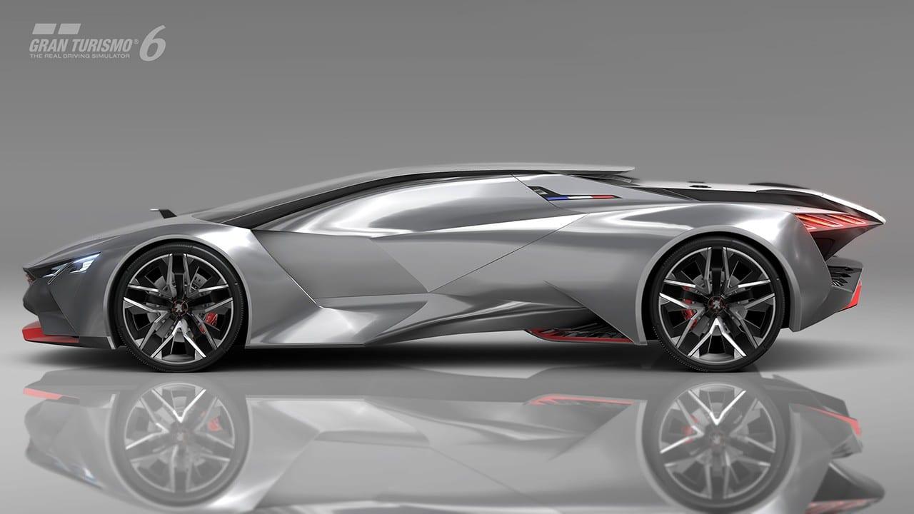 Peugeot Vision Gran Turismo 10