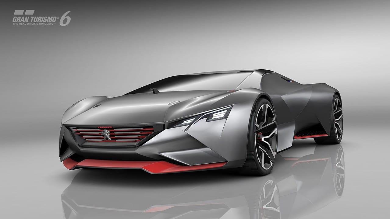 Peugeot Vision Gran Turismo 12