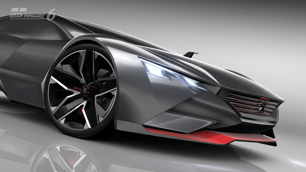 Peugeot Vision Gran Turismo 15