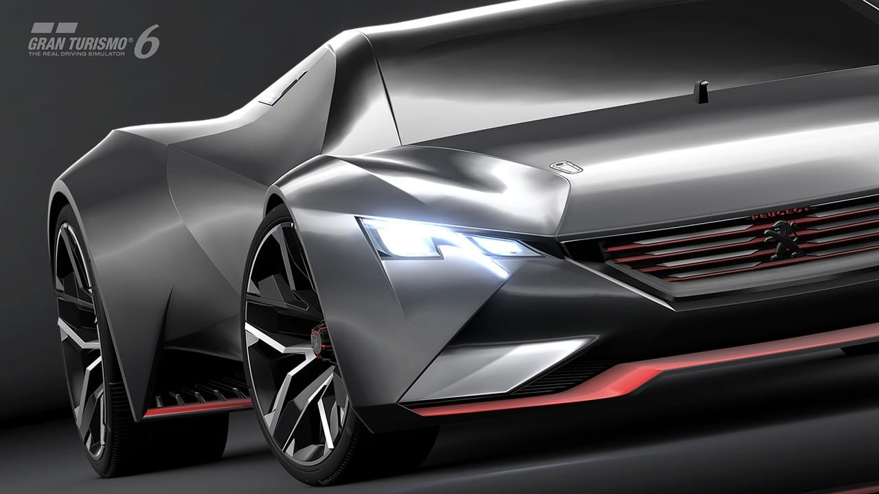 Peugeot Vision Gran Turismo 16