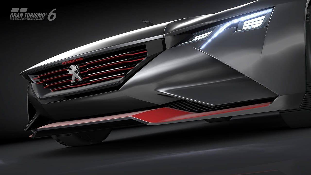Peugeot Vision Gran Turismo 18
