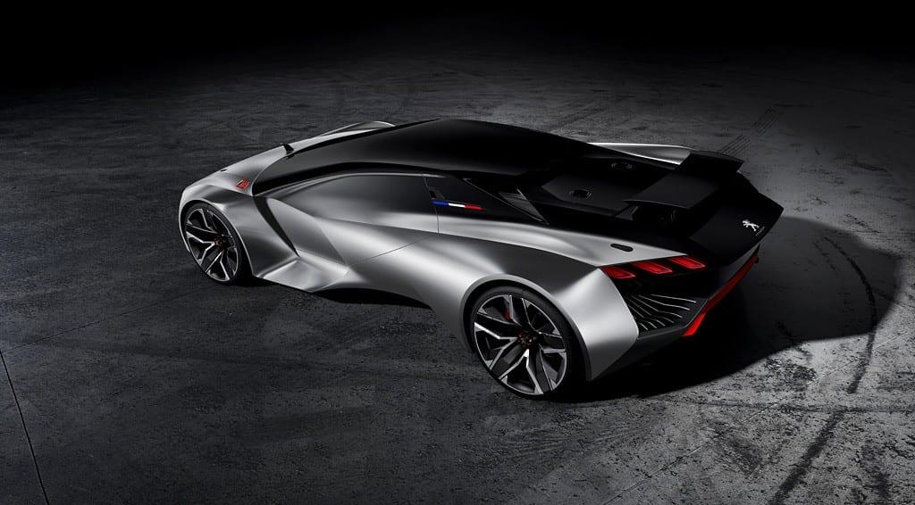 Peugeot Vision Gran Turismo 19