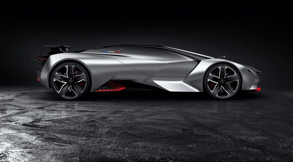 Peugeot Vision Gran Turismo 20