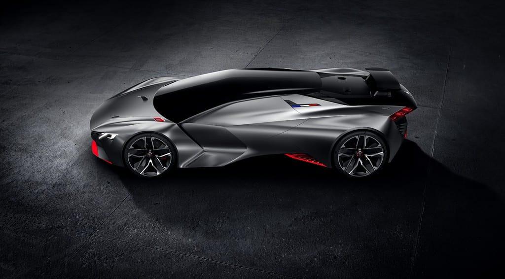 Peugeot Vision Gran Turismo 22