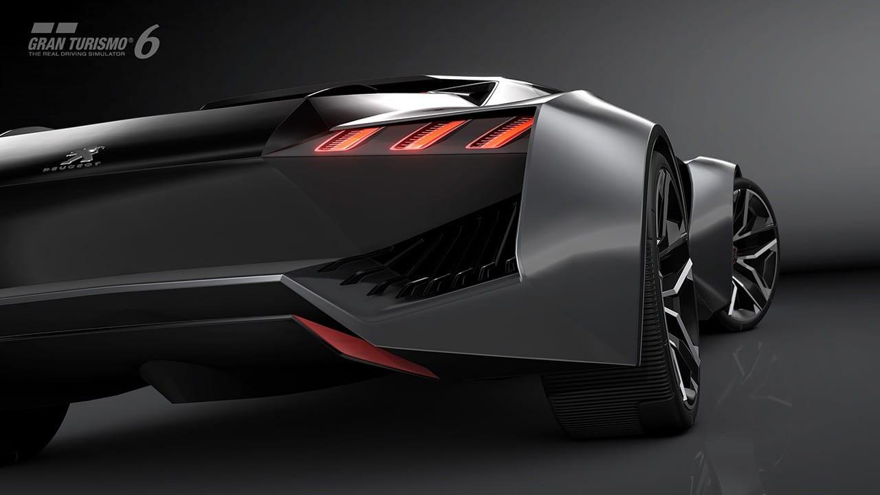 Peugeot Vision Gran Turismo 26