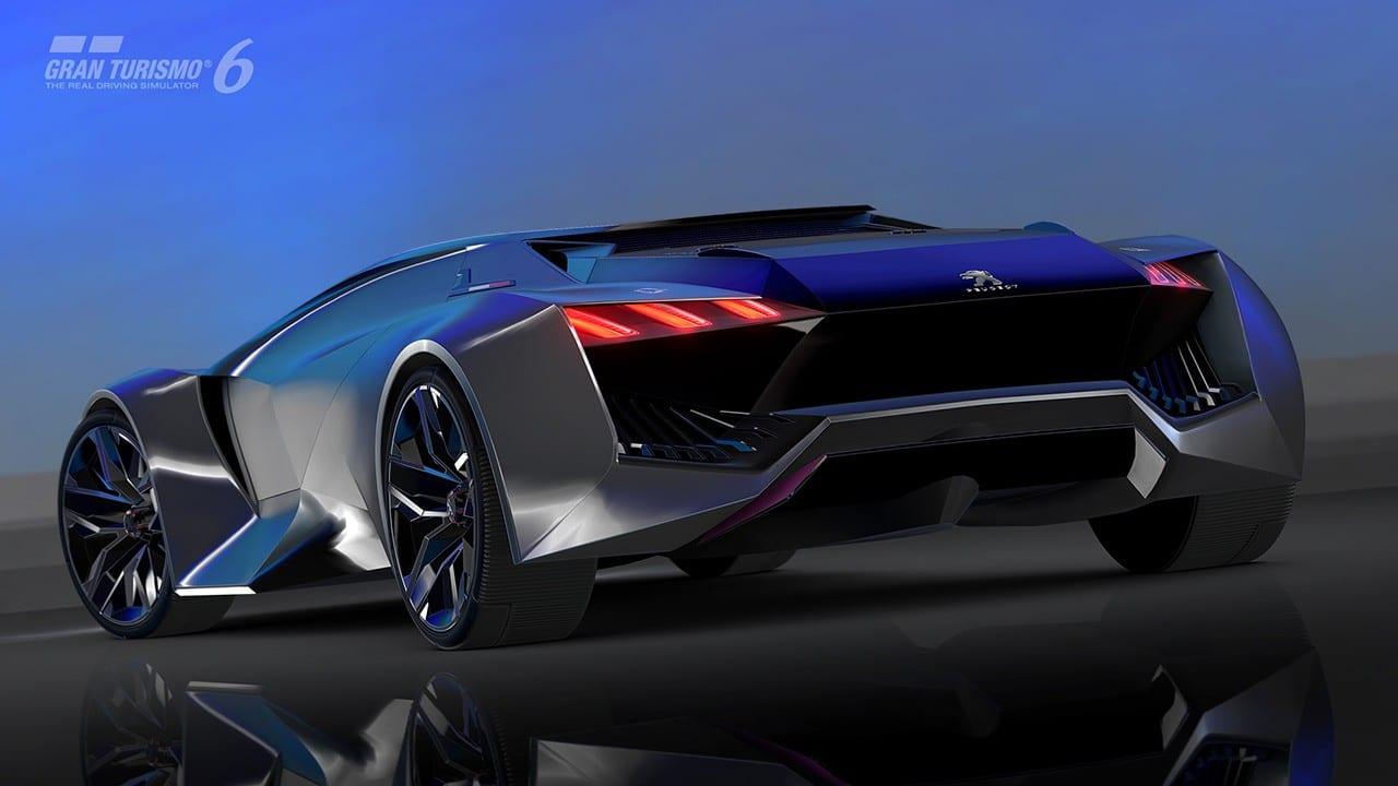 Peugeot Vision Gran Turismo 27
