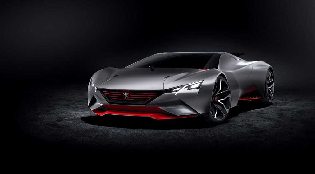 Peugeot Vision Gran Turismo 30