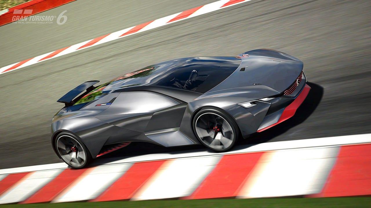 Peugeot Vision Gran Turismo 4