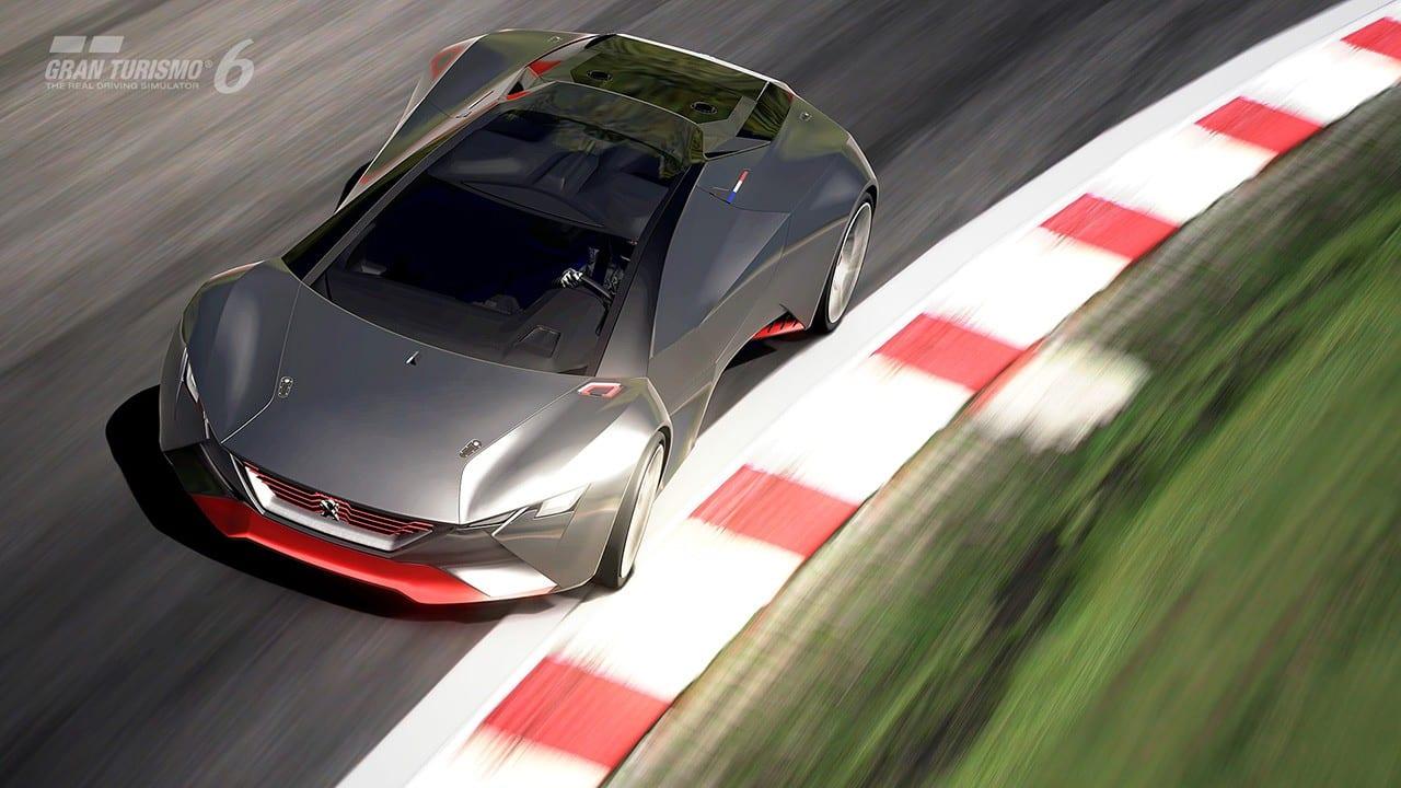 Peugeot Vision Gran Turismo 7