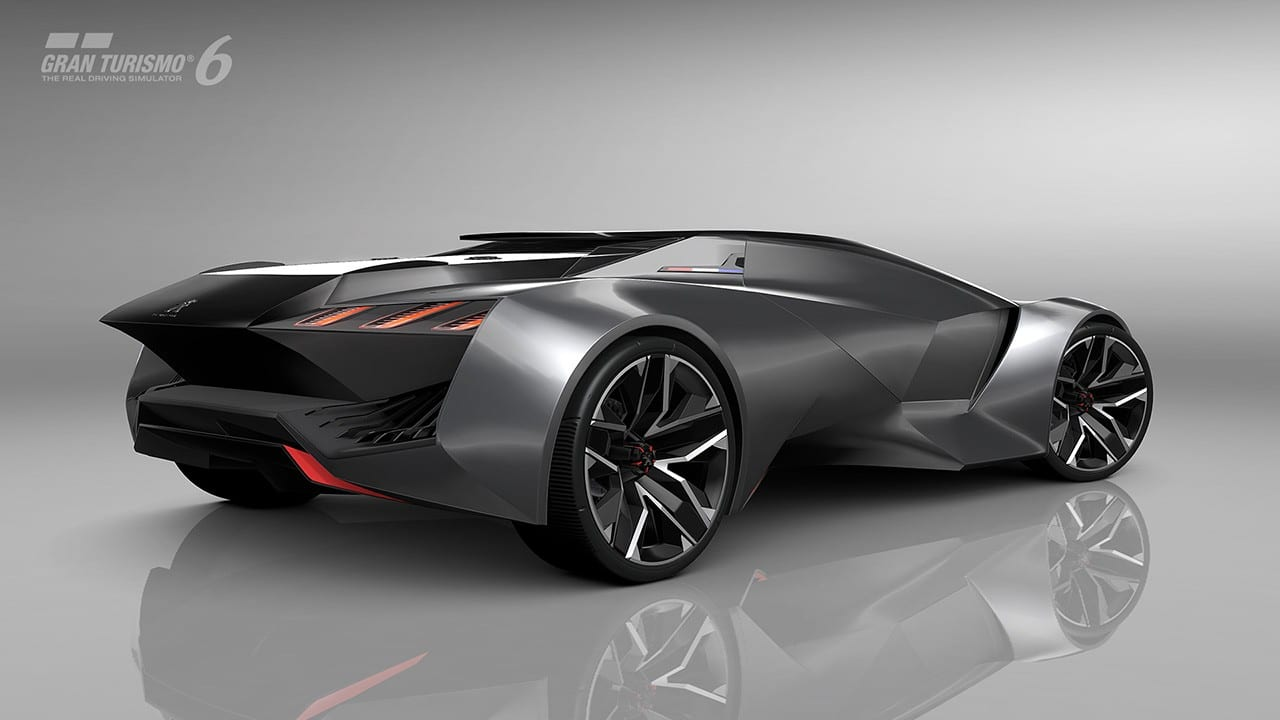 Peugeot Vision Gran Turismo 9