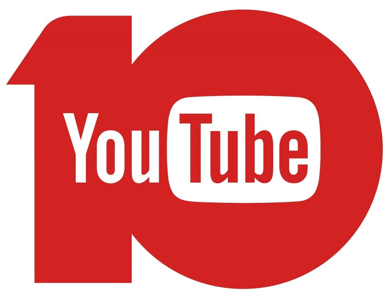 YouTube montage – 10 χρόνια χάσιμο χρόνου…