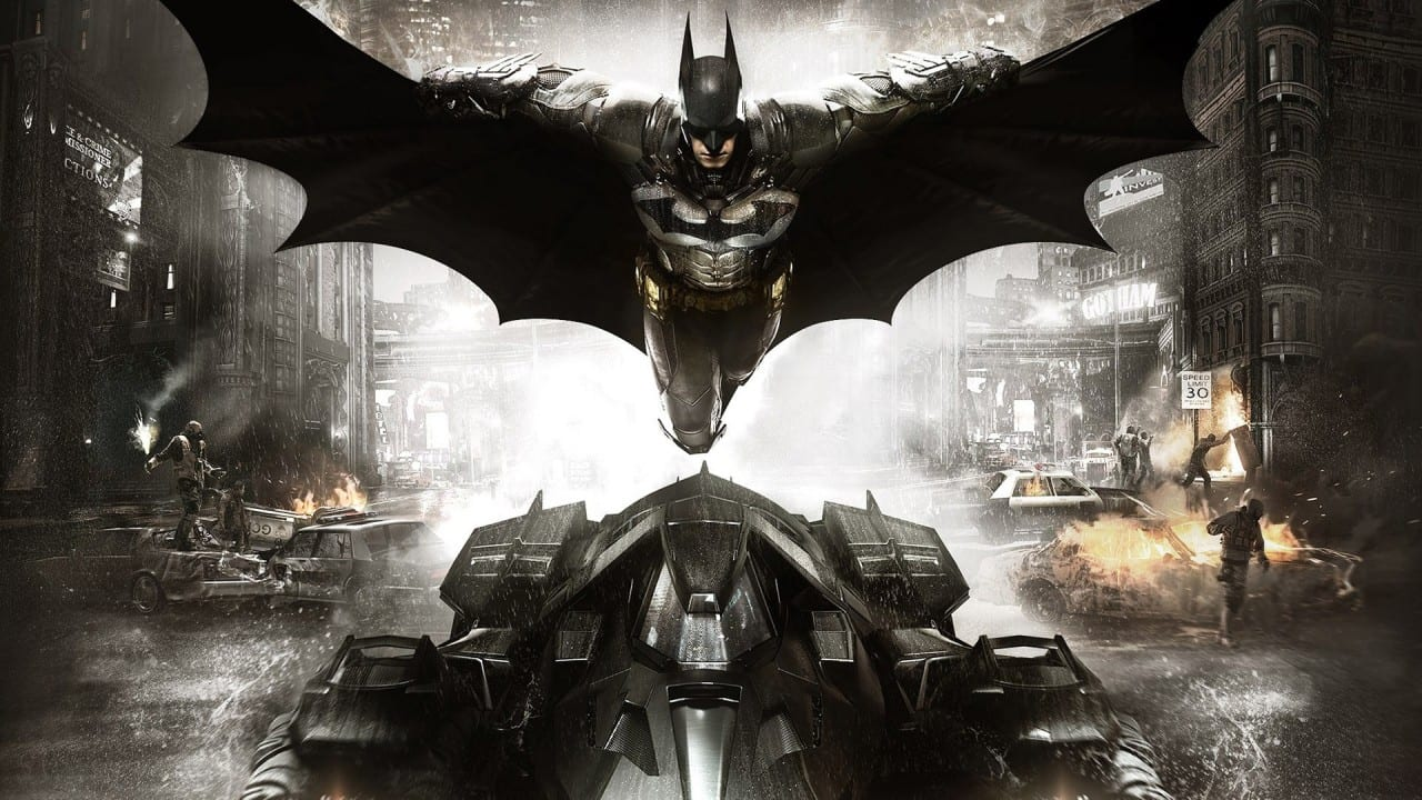 Batman: Arkham Knight 'Time To Go To War' – Gameplay Video & Screens