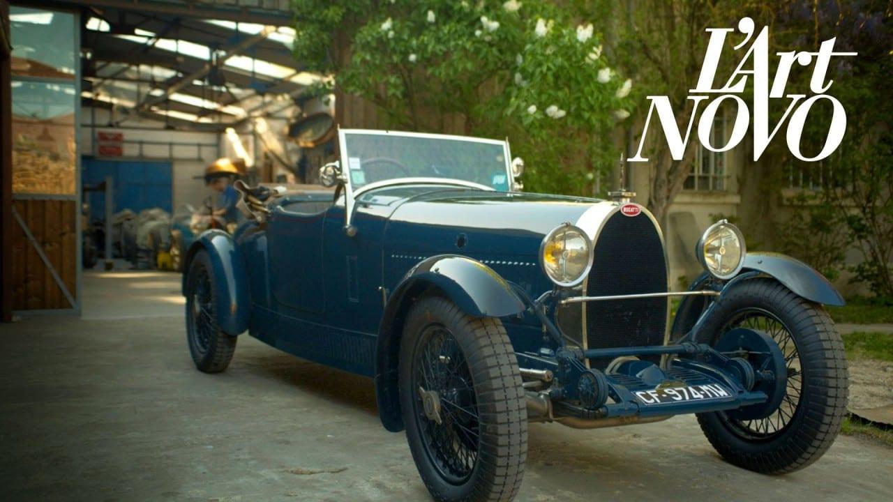 Bugatti + Garage Novo