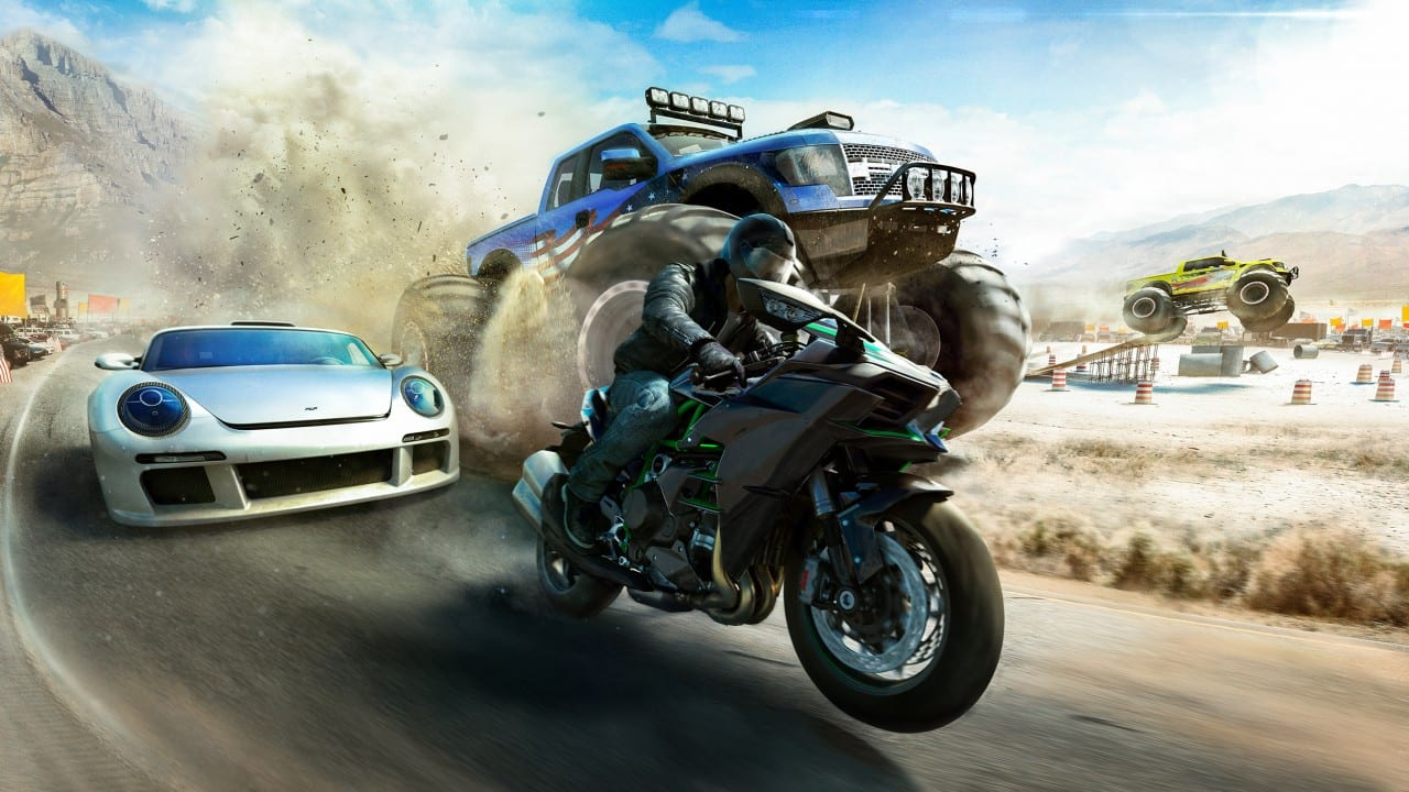 E3 2015 – The Crew: Wild Run Expansion Pack