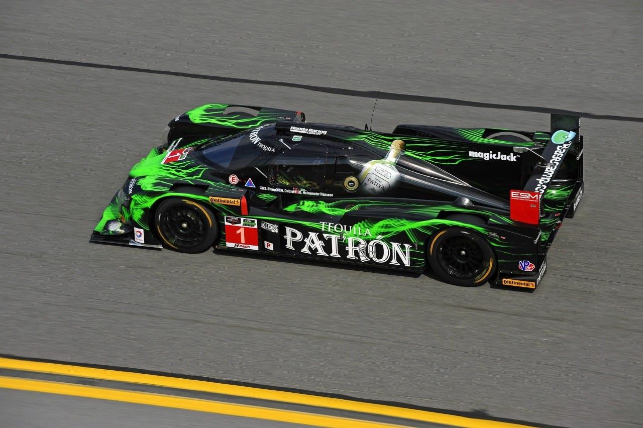 Le Mans LMP2 Prototype + Pikes Peak
